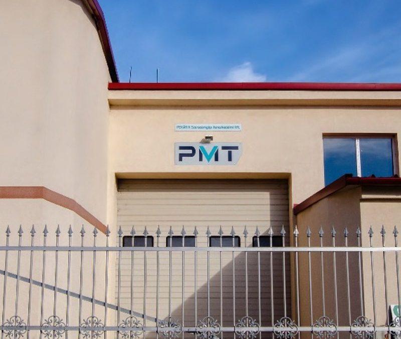 PMT Szerszámgép Kereskedelmi Kft.