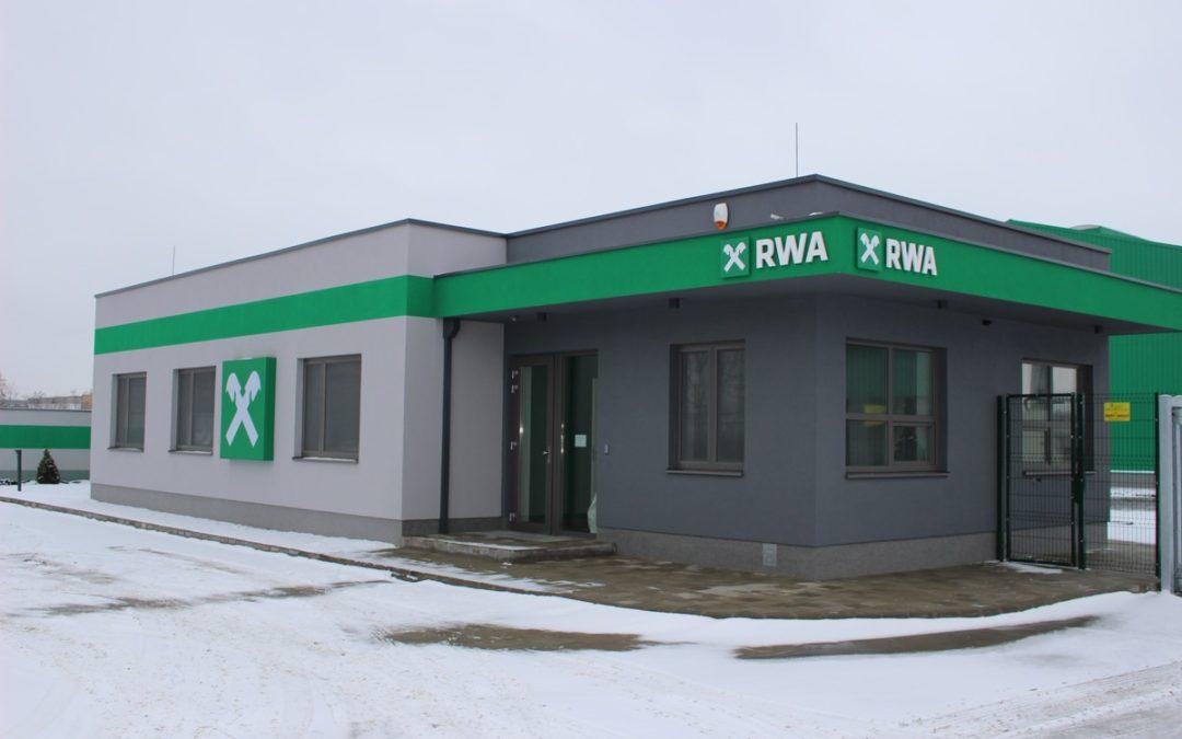 Február 1-én nyit az RWA Magyarország Kft. csongrádi telephelye